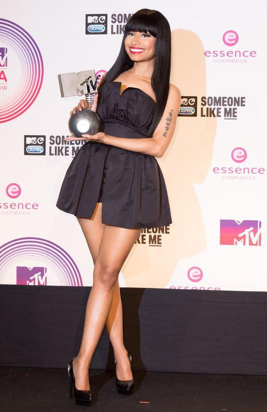 Nicki Minaj zaszokowa�a swoim wyznaniem o aborcji (VIDEO)