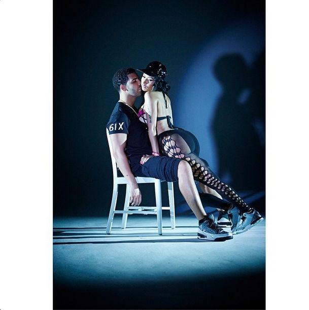 Na linii Nicki Minaj-Drake zrobiło się wyjątkowo gorąco FOTO