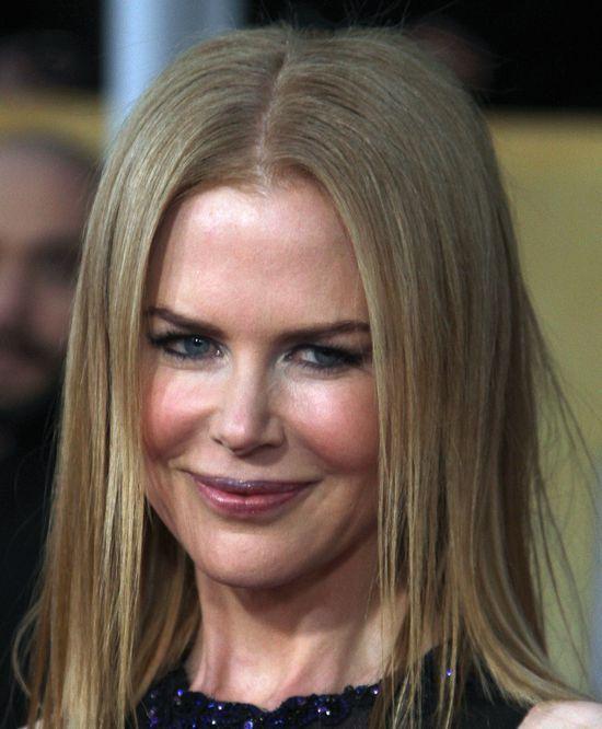Nicole Kidman: Jestem naturalna, nie stosuję botoksu