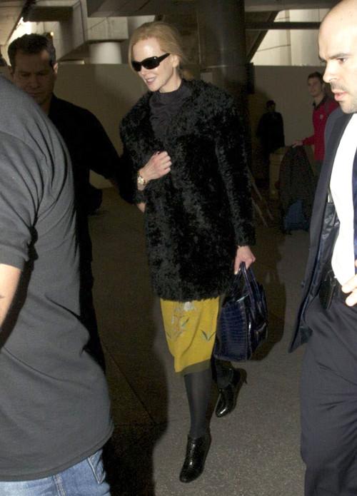Nicole Kidman nominowana do australijskiego Oscara (FOTO)