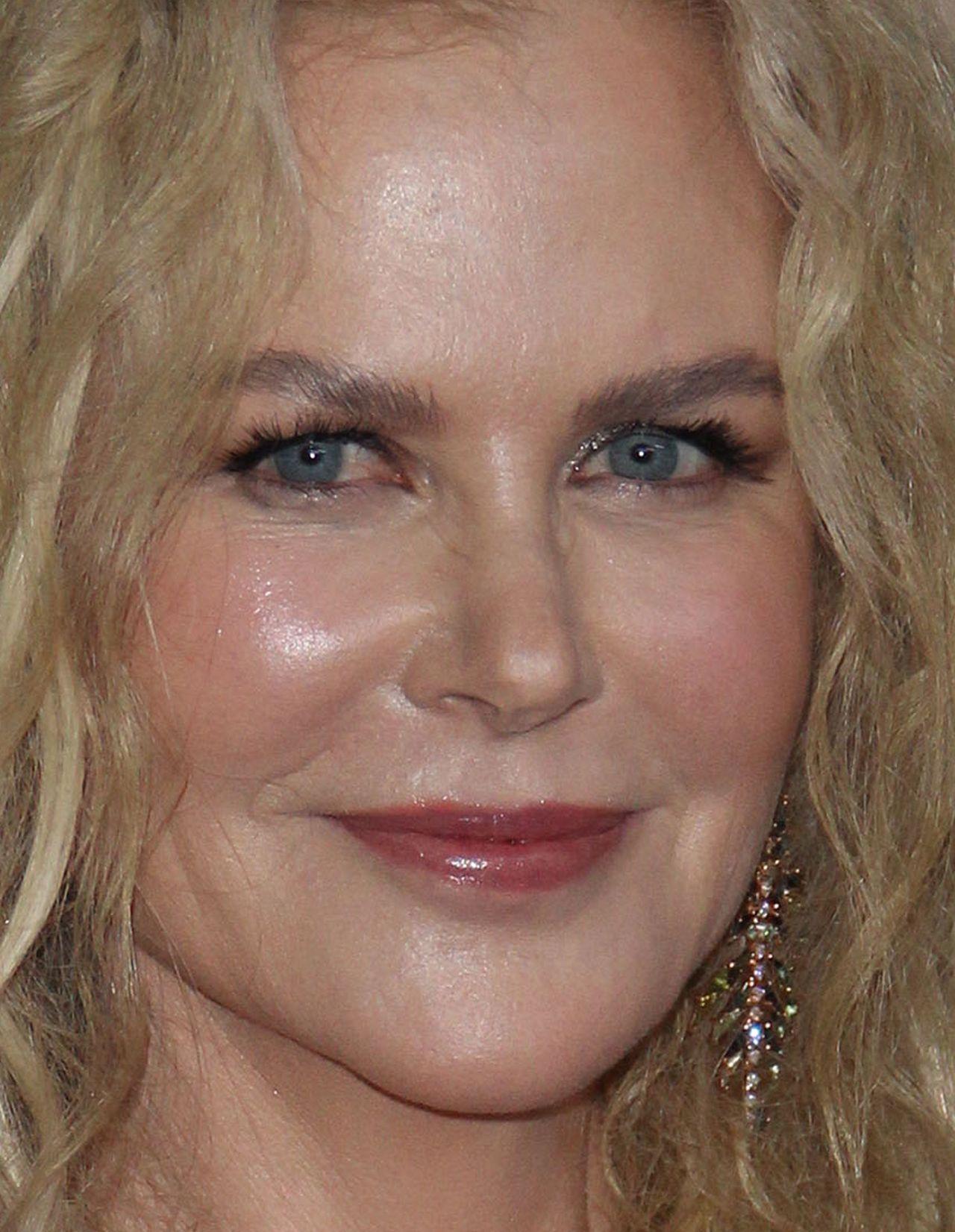 Co się stało z twarzą Nicole Kidman? Wygląda na bardzo opuchniętą (ZDJĘCIA)