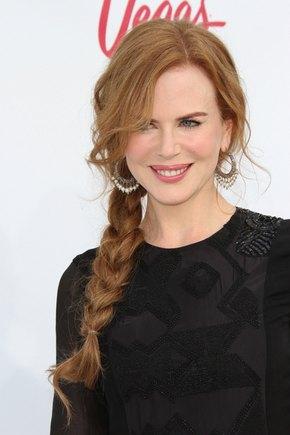 Nicole Kidman jako platynowa blondynka (FOTO)