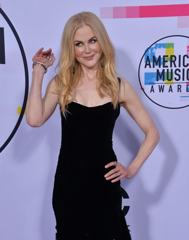 Szczegóły diety Nicole Kidman wyjaśniają, dlaczego wygląda jak modelka