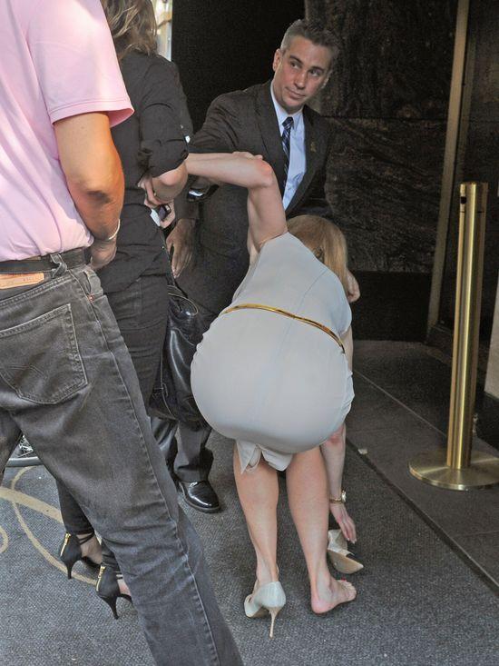 Potrącił Nicole Kidman (FOTO)