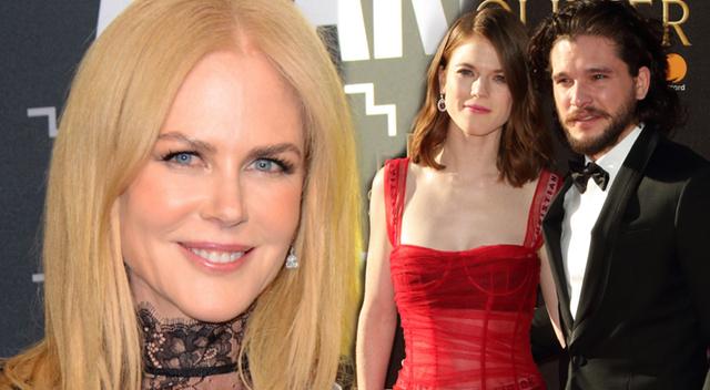 Nicole Kidman PORAZIŁA Kita Haringtona tym pytaniem
