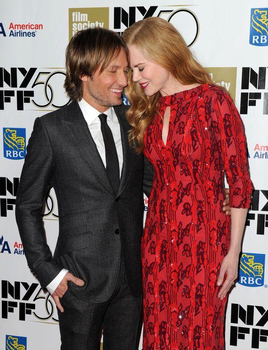 Nicole Kidman w Harper's Bazaar: To Keith otworzył mnie na s