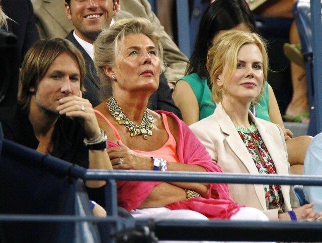 Mąż Nicole Kidman czule wita ukochaną (FOTO)