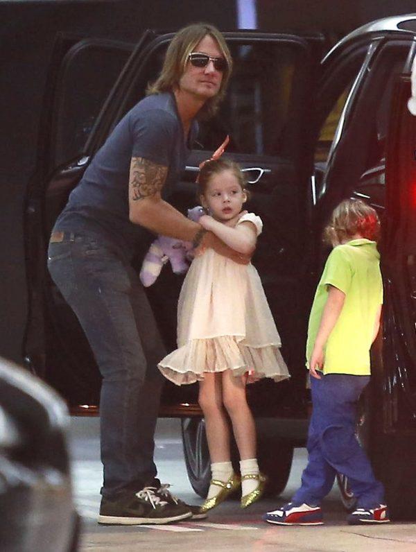 Córki Nicole Kidman rosną jak na drożdżach (FOTO)