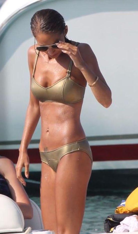 Nicole Richie już nie jest za chuda?