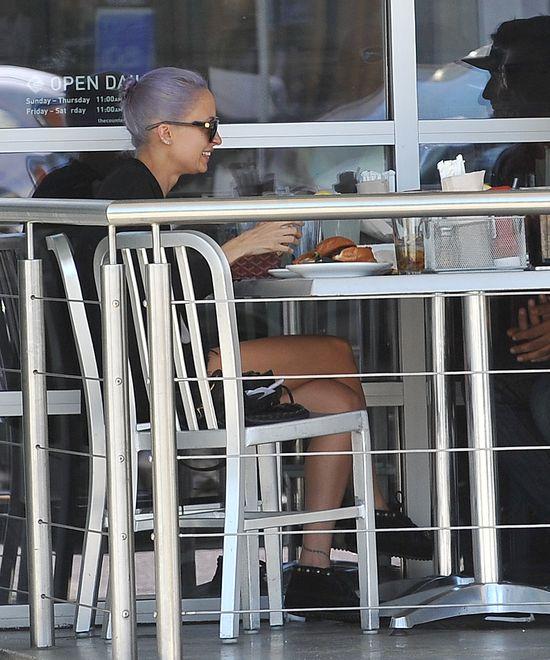 Nicole Richie nadal drastycznie chuda? (FOTO)