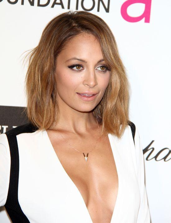 Nowa fryzura Nicole Richie