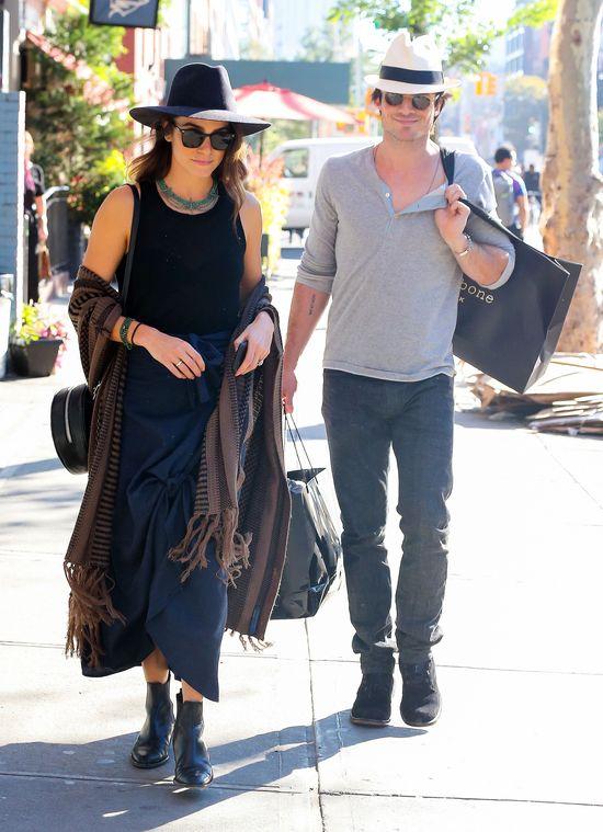 Ian Somerhalder i Nikki Reed: Dziecko w drodze!