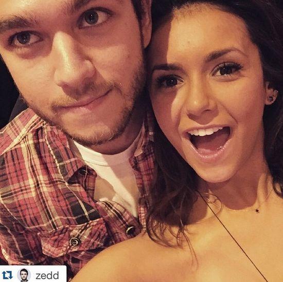 Zedd zostawił Selenę Gomez dla Niny Dobrev?