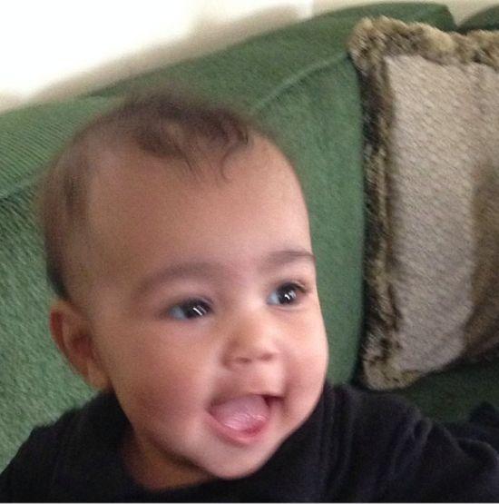 Jaka Kim Kardashian, taka Nori West? (FOTO)