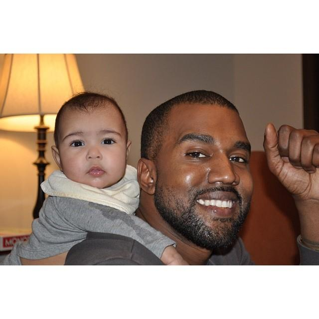 Nori West ma już roczek (FOTO)