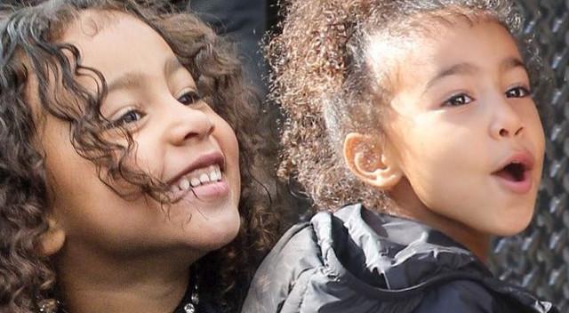 Kim zrobiła Nori nową fryzurę. Kobiety teraz TAK chcą czesać swoje dzieci!