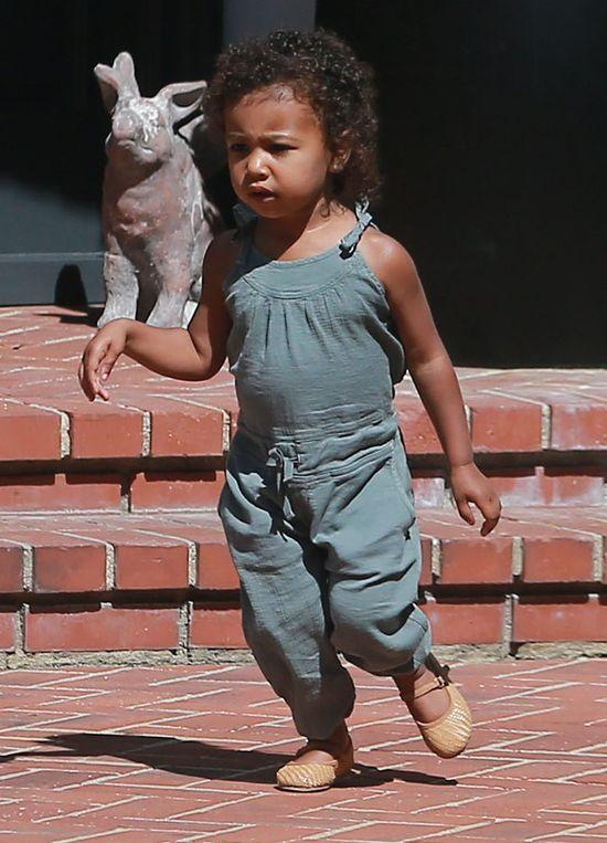 North West ma ruchy jak jej tatuś (FOTO)