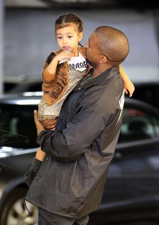 Kanye Wesy NIE JEST OJCEM North West!