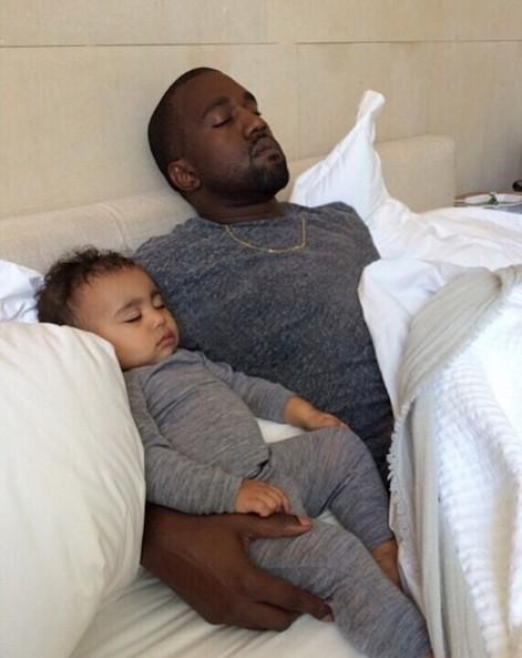 Jak Kim Kardashian kreuje gust córeczki?