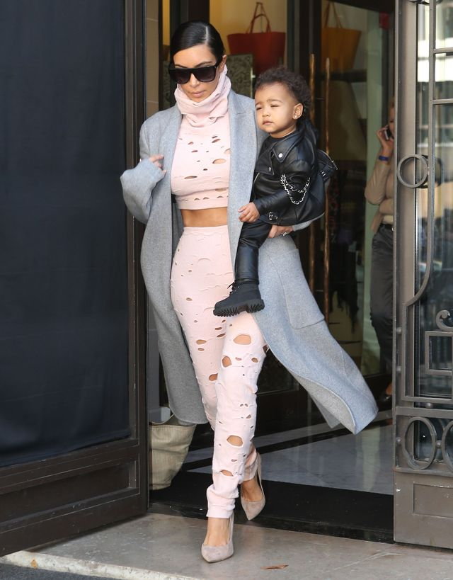 Kim Kardashian ma ambitne plany względem córki