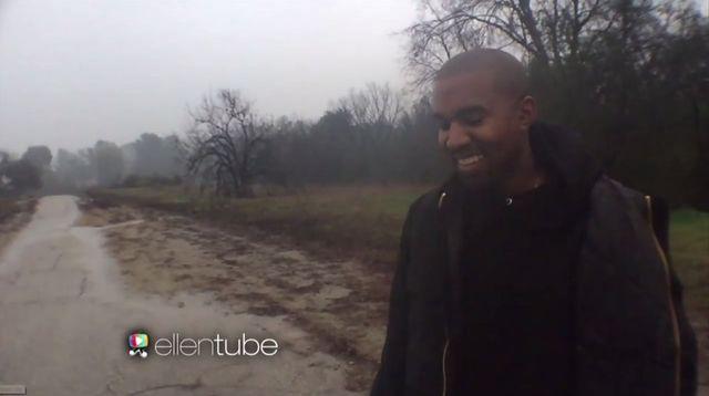 North West w teledysku Kanye Westa! (VIDEO)