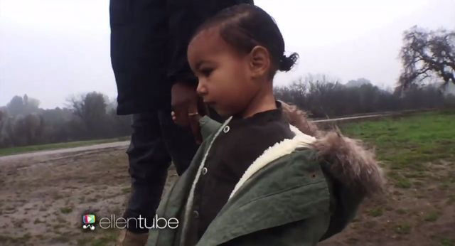 North West w teledysku Kanye Westa! (VIDEO)