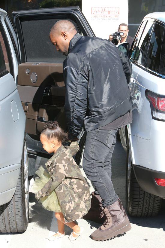 Kanye West jest załamany tym problemem Nori (FOTO)