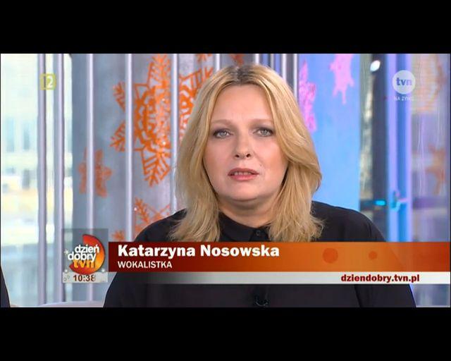 Kasia Nosowska jak wyrocznia z Matrixa (FOTO)