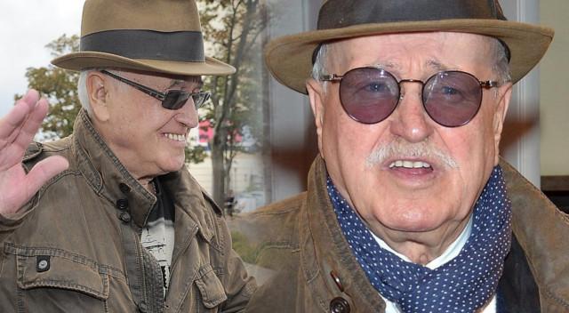 76-letni Jan Nowicki ożenił się w tajemnicy przed całym światem