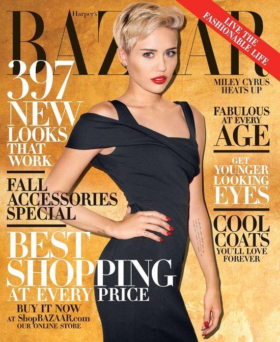 Miley Cyrus: Inne dziewczyny nie wiedzą, co znaczy być modną