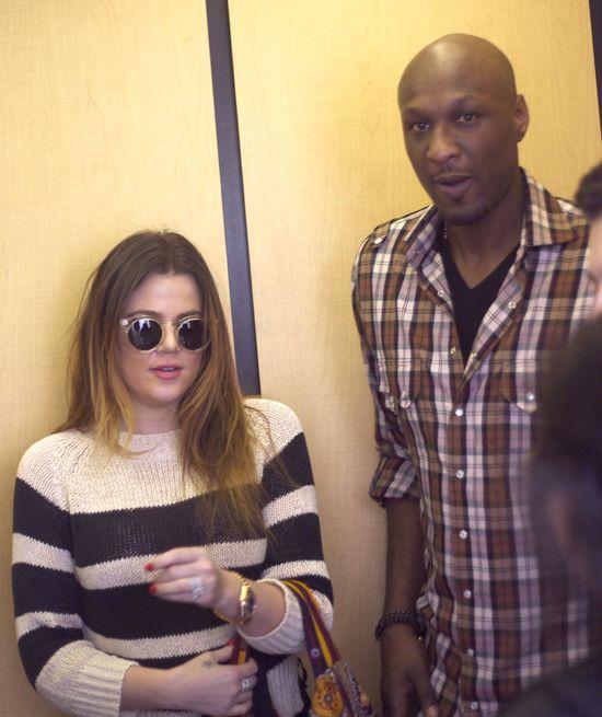 Lamar Odom i Bruce Jenner - wielcy przyjaciele