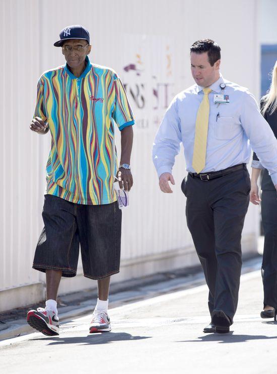 Ojciec Lamara �ci�� si� w szpitalu z Kris Jenner