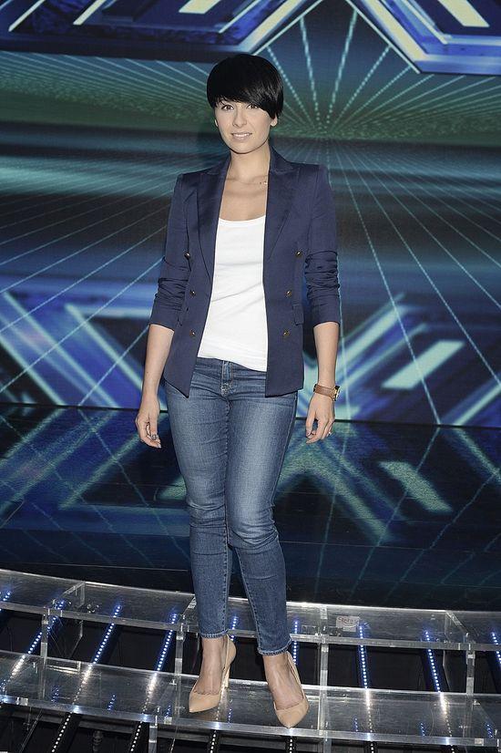 Okupnik i Kazadi na konferencji X Factor (FOTO)