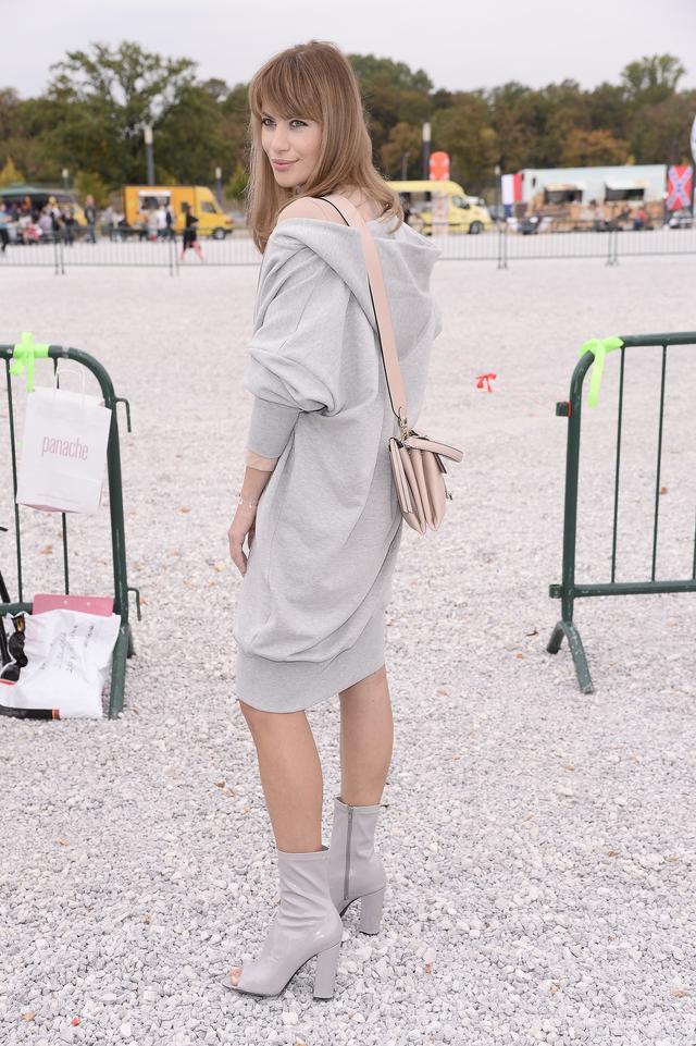 Ma styl jak blogerka modowa. I ta figura - MARZENIE (FOTO)