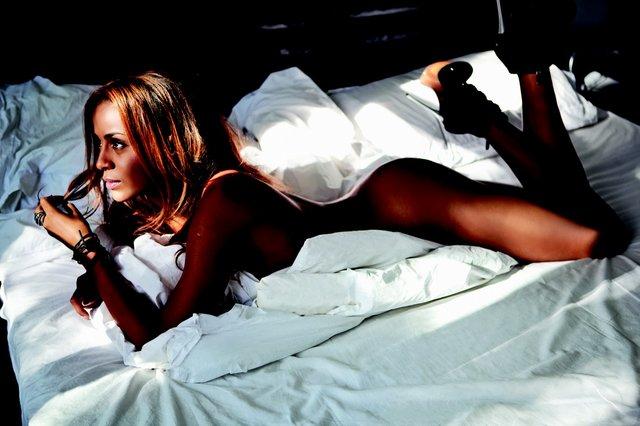 Jeszcze jedno zdjęcie z nowego Playboya - Ola Szwed (FOTO)