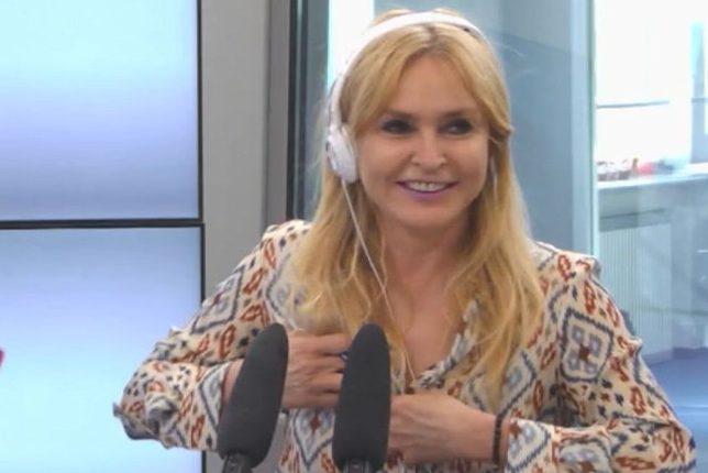 Wpadka Olejnik – rozpięła się jej bluzka (FOTO)