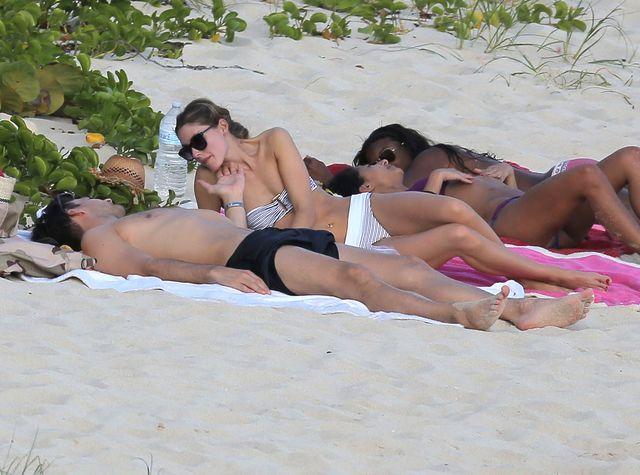 Jak wygląda Olivia Palermo w bikini? (FOTO)