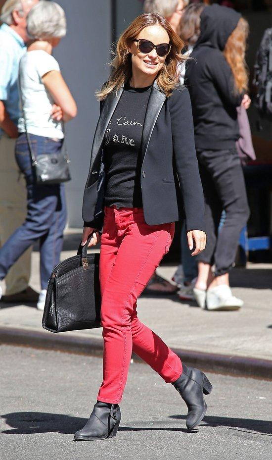 Olivia Wilde: Moja wagina umierała