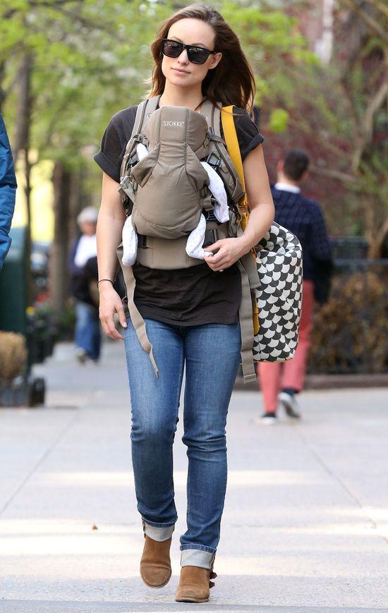 Olivia Wilde drastycznie schudła po ciąży (FOTO)