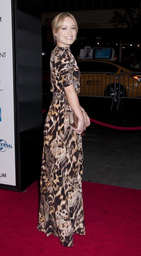 Olivia Wilde rozjaśniła włosy (FOTO)