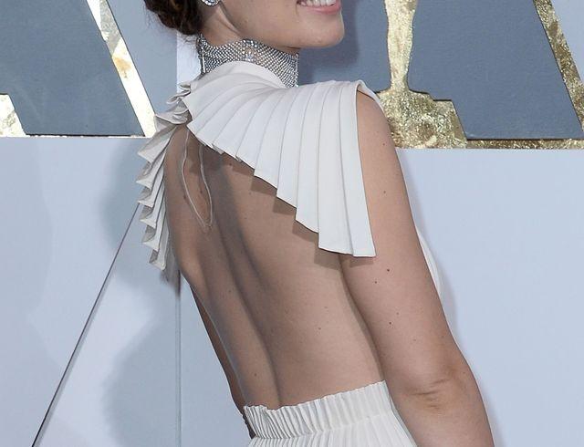 Sukienia Wilde z rozdania Oscarów przejdzie go historii