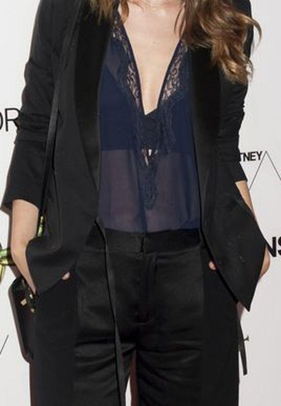 Olivia Wilde pokazała brzuch po porodzie (FOTO)