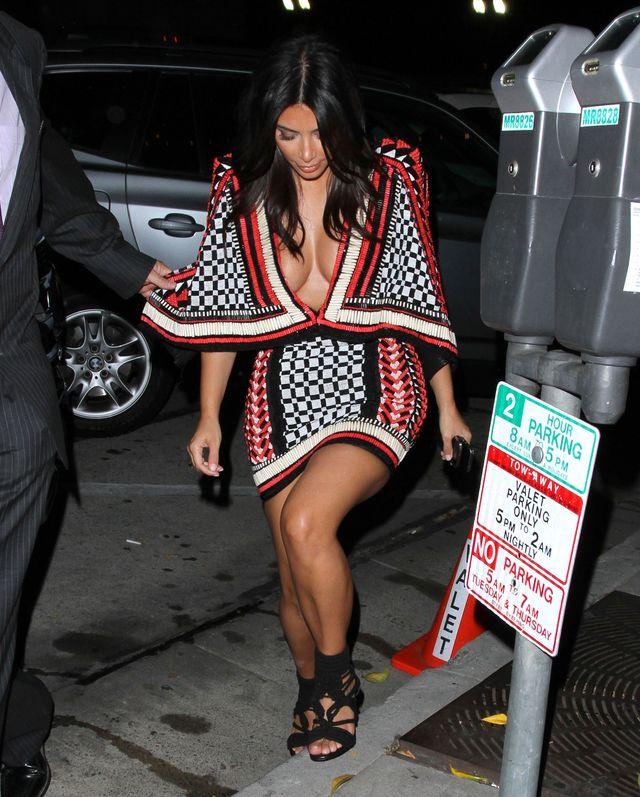 Kim Kardashian nie chciała siedzieć w pobliżu Rity Ory