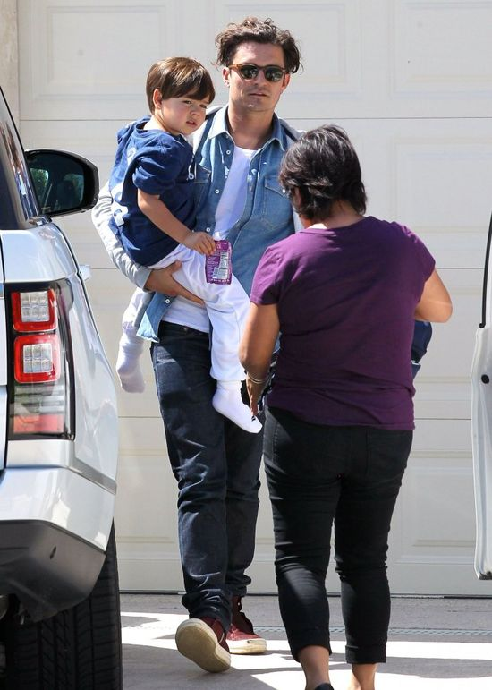 Selena Gomez i Orlando Bloom są... KOCHANKAMI?