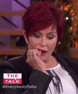 Sharon Osbourne WYPADŁ ZĄB w programie na żywo [FOTO]