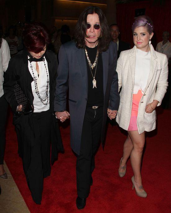 Sharon i Ozzy Osbourne razem na czerwonym dywanie (FOTO