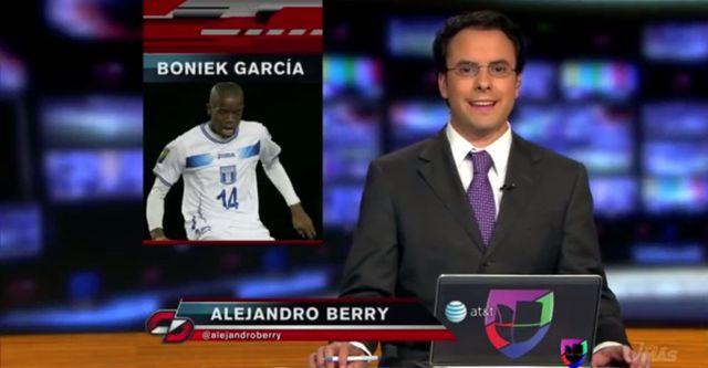 Poznajcie Oscara Bońka z Hondurasu (FOTO+VIDEO)