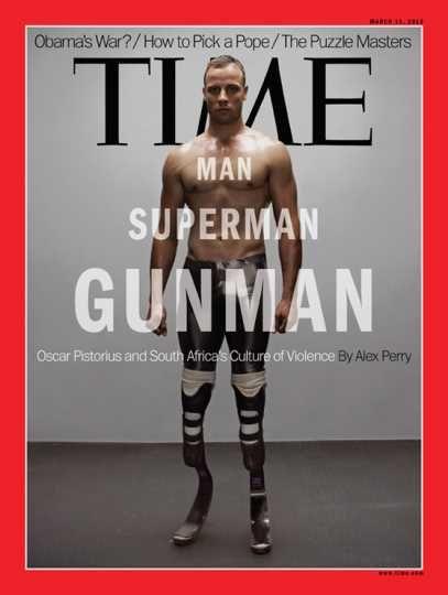 Oscar Pistorius jest o krok od samobójstwa?
