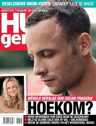Dziewczyna Pistoriusa pisała, że się go boi