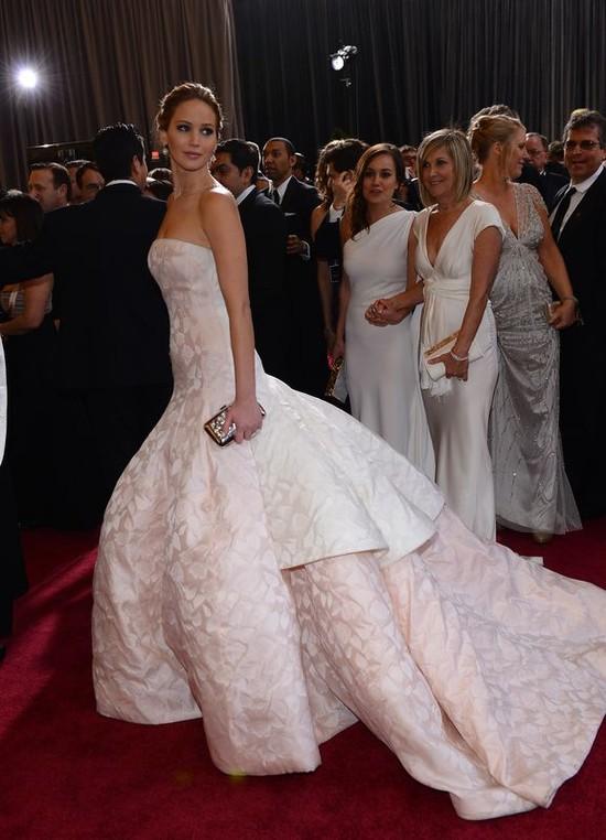 Jennifer Lawrence: Leczyłam się u psychiatry
